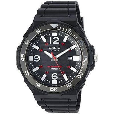 Casio Men's Solar-Powered Analog Sport Watch