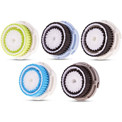 Procizion Replacement 5 Piece Brush Heads