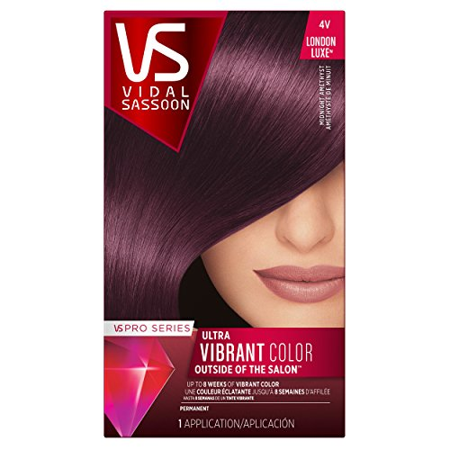 Vidal Sassoon Pro Series London Luxe Hair Color