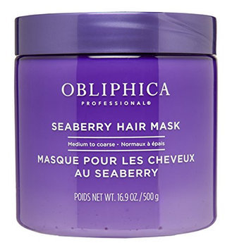 Obliphica Professional Medium to Coarse Seaberry Mask