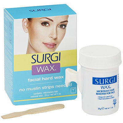A.I.I. CLUBMAN Surgi-Care Wax Hair Remover for Face