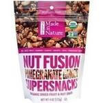 Made In Nature Organic Dried Fruit & Nuts Fusion Pomegranate Ginger 5 oz