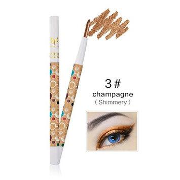 RNTOP Beauty Pro Highlighter Eyeshadow Pencil Cosmetic Glitter Eye Shadow Pen