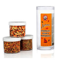 Pepper Creek Farms SS-AUTUMN Stacked Sugar Set Autumn - Pack of 6