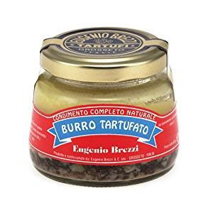 Eugenio Brezzi Summer White Italian Truffle Butter, 3.00 oz