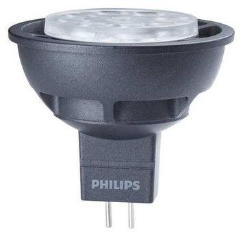 PHILIPS 454538 LED Lamp, MR16,6.5W,2700 lm, Warm