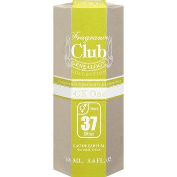Frag Club #37 by Trend Beaute - 3.4 oz Eau de Parfum Spray for Women