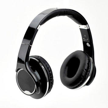 H & A Computer Headset, Stereo Wireless Bluetooth Headset For Iphone 4s (black)