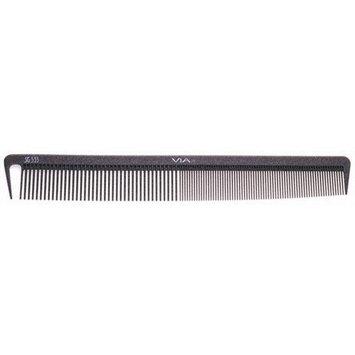 Sg-535 Silicone Graphite Comb (2 Pack) by 1stopsalon