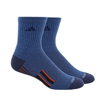 Men's 2-Pk. Climalite® X II Mid-Crew Socks