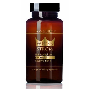 Hair Loss Vitamins - DHT Blocker Support-w/Saw Palmetto Hair Growth Support Rich in Biotin - Keratin Treatment Supplement by W&S (3 Bottles - Save 20%)