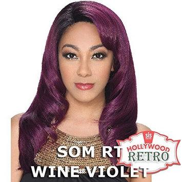 Sis Hollywood Retro Lace Front Wig - ALIYON