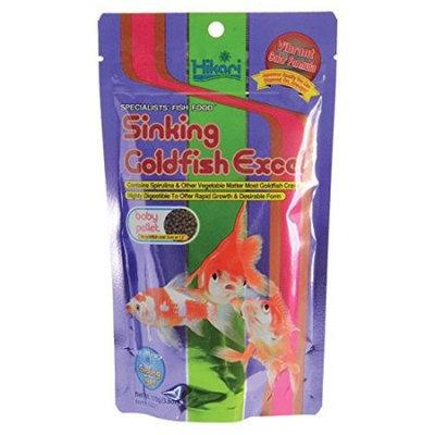 Hikari Sales Usa, Inc. Hikari Sinking Goldfish Excel Food, 3.8 Oz