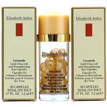 Elizabeth Arden Ceramide Gold Ultra Lift & Strengthening Eye 90 Capsules for Women