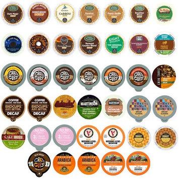 Ssbd Decaf Coffee Single Serve Cups for Keurig K cup Brewer Variety Pack Sampler, 40 Count