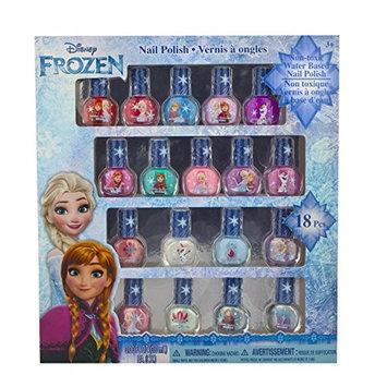 Frozen Non-Toxic 18 Piece Peel Off Nail Polish Set