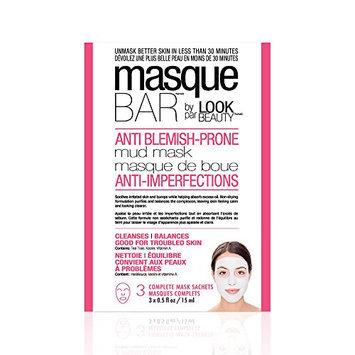 Masque Bar Anti Blemish Mud Mask - 3ct