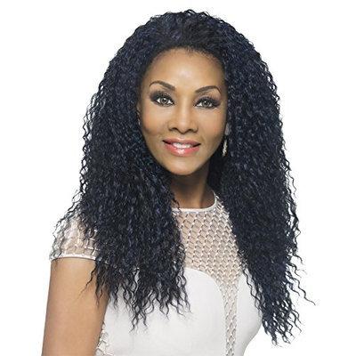 Vivica A Fox Hair Collection FHW-MEENA New Futura Synthetic Fiber Express Half Wig