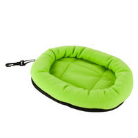 All Living Things® Fleece Small Animal Bed (Color Varies) size: Medium, Lime Green