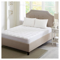Montview 3M Microfiber Mattress Pad (Twin Extra Long) White