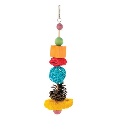All Living Things® Variety Chew Small Animal Toy size: Small, Multi-Color
