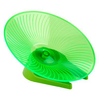 All Living Things® Flying Saucer Small Animal Wheel (Color Varies) size: 7 in