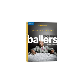 Hbo Home Video Ballers-Complete 2nd Season Blu-ray