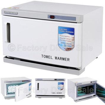Apontus 2 in 1 Hot Towel Warmer Cabinet Spa Beauty Salon Equipment Uv Sterilizer 16l