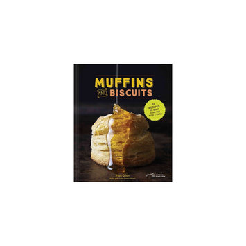 Muffins & Biscuits: 50 Recipes to Start Your Day With a Smile (Hardcover) (Heidi Gibson)