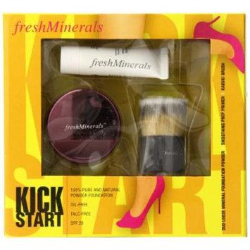 freshMinerals Venus Makeup Kit, Kick Start Collection