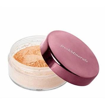 freshMinerals Mineral Loose Powder Foundation, Natural, 11 Gram