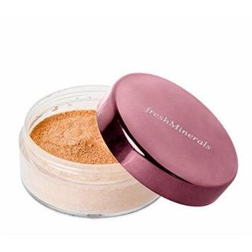 freshMinerals Mineral Loose Powder Foundation, Flawless, 11 Gram