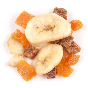 Tropical Fruit Mix, 25 Lb Bag/box (Dried)