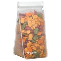 Blue Avocado (re)zip Leak Proof Reusable Storage Bag - 4ct, Clear