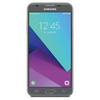 Boost Mobile Samsung J3 Emerge, Medium Silver