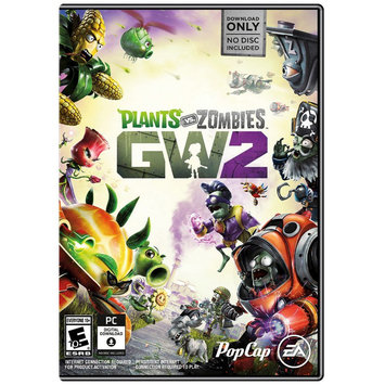 Electronic Arts Plants VS Zombies Garden Warfare 2: Standard Edition - Email Delivery (PC Game)