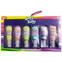 Laffy Taffy 6 Flavored Glitter Lip Gloss Set