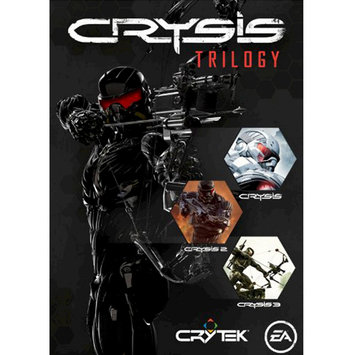 Electronic Arts Crysis Trilogy - The Complete Crysis Experience - Email Delivery (PC Game)