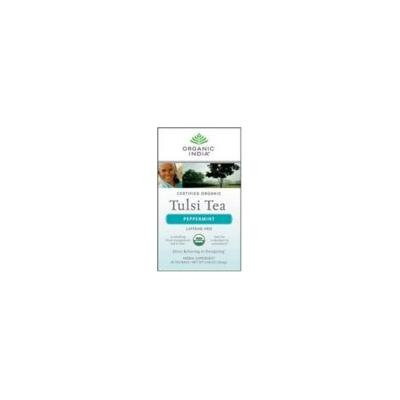 India Peppermint Tulsi Tea (3x18 ct)
