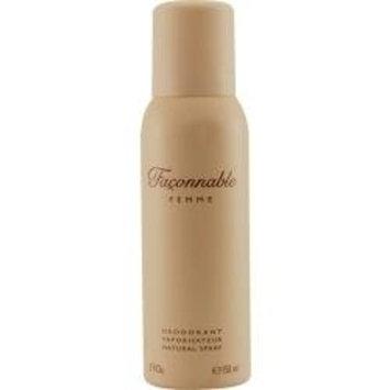 Faconnable Deodorant Spray for Women, 5 Ounce