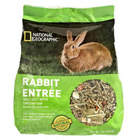 National GeographicTM Daily Diet Rabbit Food