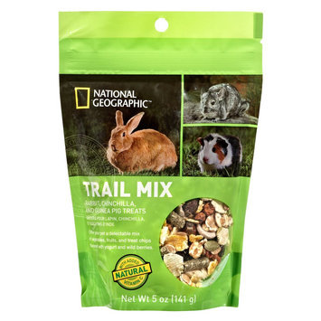 National Geographic, Trail Mix Small Animal Treat size: 5 Oz
