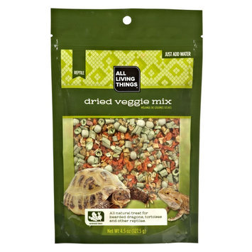 All Living Things® Dried Vegetable Mix size: 4.5 Oz