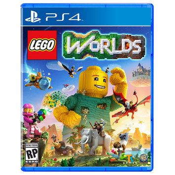 Lego Worlds (PlayStation 4)