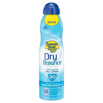 Banana Boat Dry Balance Sunscreen Sprays With SPF 30