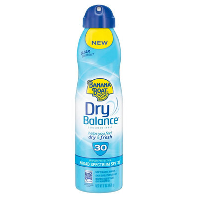 Banana Boat Dry Balance Sunscreen Sprays With SPF 30
