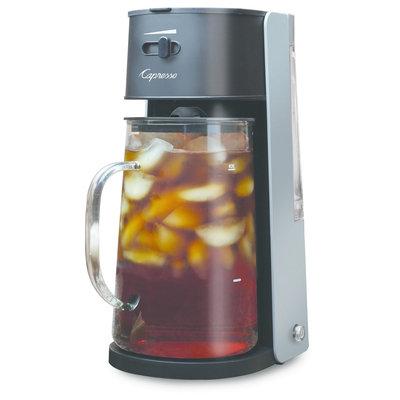 Frozen Capresso Iced Tea Maker Black 624.01