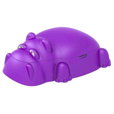 Starplay Hippo Pool/Sandpit -Purple, Purple
