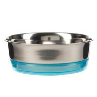 Top Paw® Stainless Steel Dog Bowl (Color Varies) size: 1 Pt