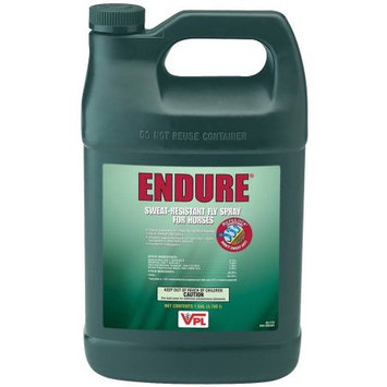 Endure: Sweat-Resistant Fly Spray For Horses, 1 Gallon